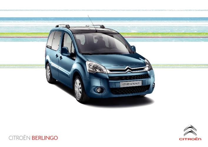 Catálogos Citroën Berlingo por Licer_z para Foros Citroen