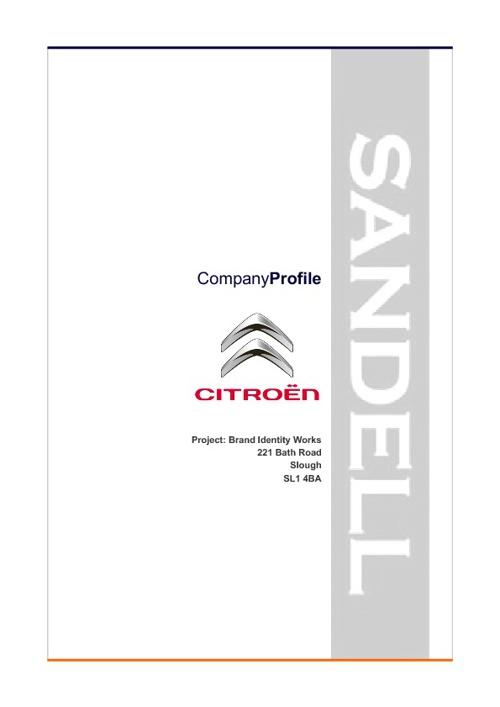 Sandell Profile