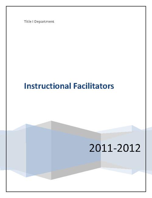 2011-2012 IF Handbook