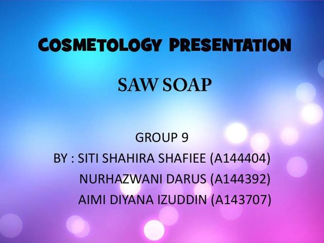 SOAP PREPARATION