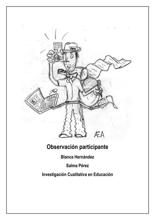 Observación-participante