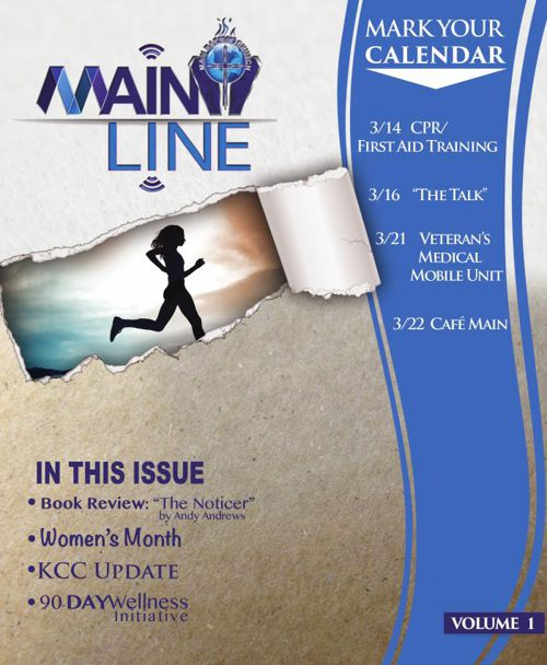 Main Line Publication_Vol. 1 - March 2015