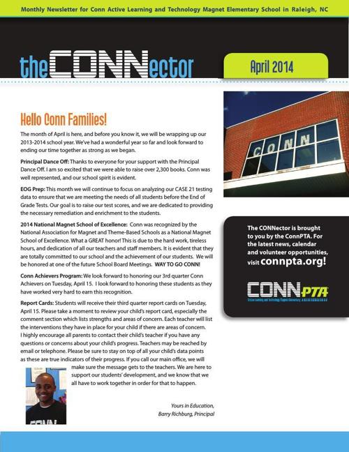 CONNector April 2014