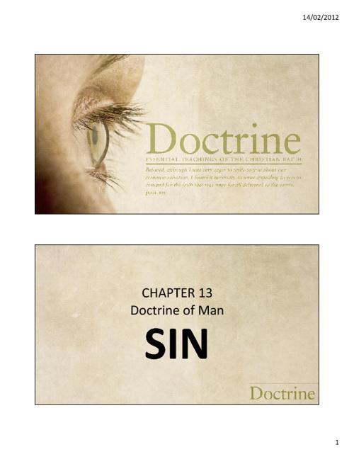 13. Sin