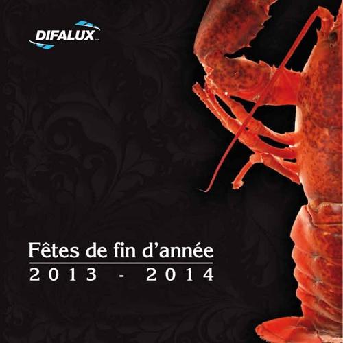 Difalux - Fêtes 2013-2014