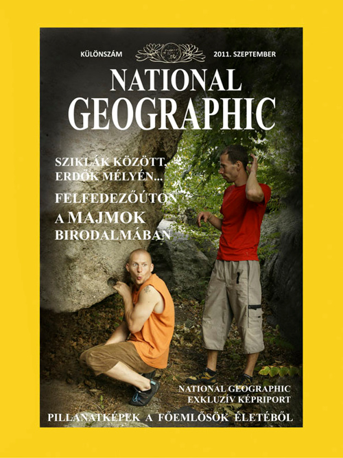 National Geographic Special Issue