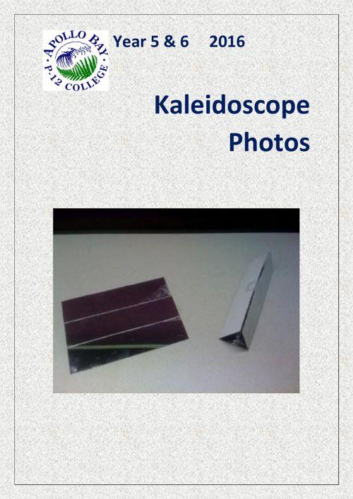 Kaleidoscope Imagery AB 2016