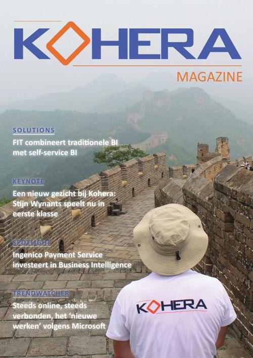 Kohera Magazine 2014