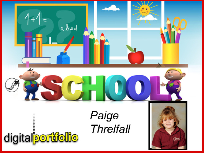 Paige's Portfolio