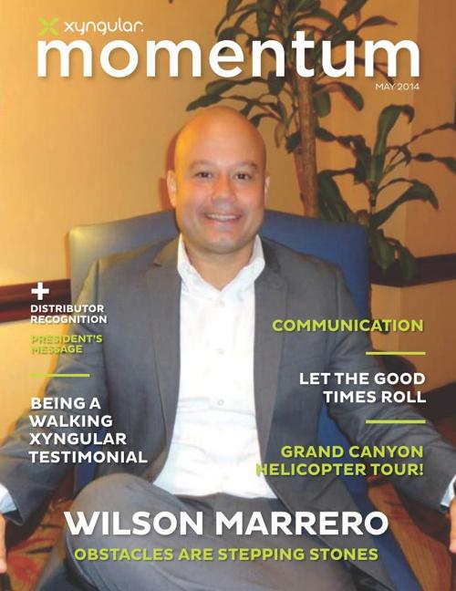 Momentum May 2014