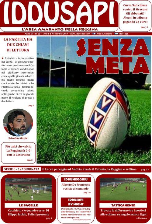 30. Casertana-Reggina 0-0
