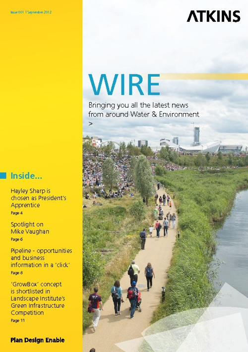 WIRE Newsletter: Issue 1 - September 2012