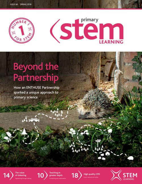 STEM Learning Magazine • Primary 08