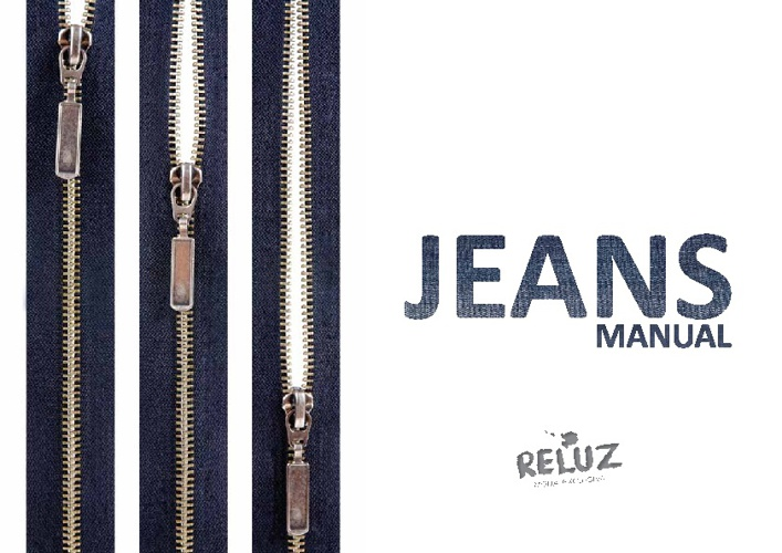 RELUZ - Manual do Jeans