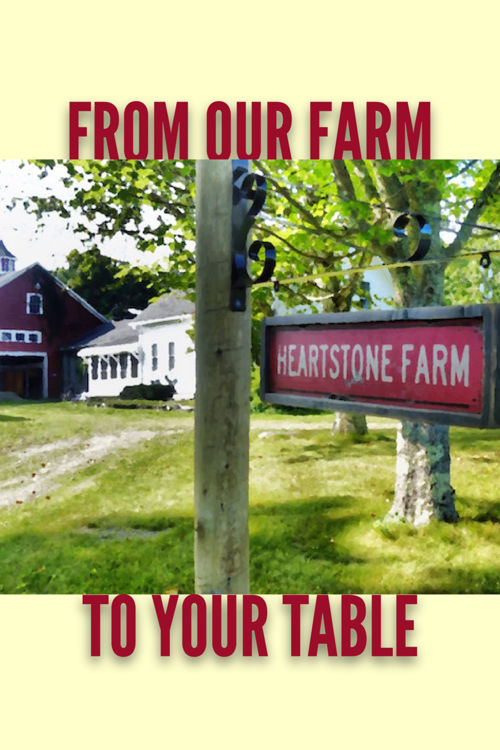 Owner's Manual for Heartstone Farm Grass-fed Beef