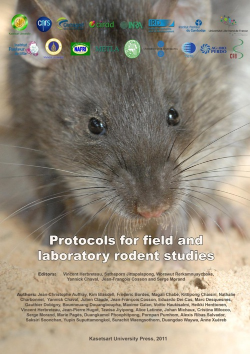 Protocols for field and laboratory rodent studies