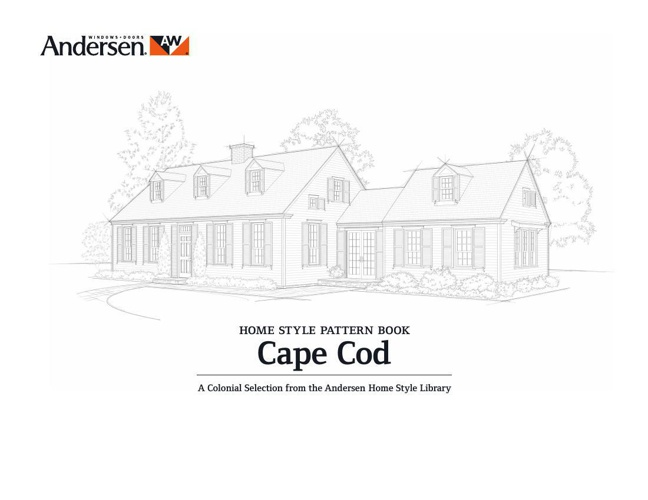 Cape Cod Home Style