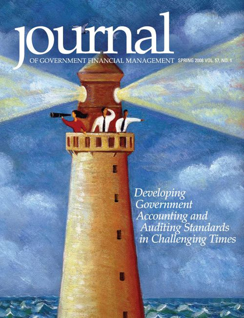 Spring 2008 Journal of Government Financial Management