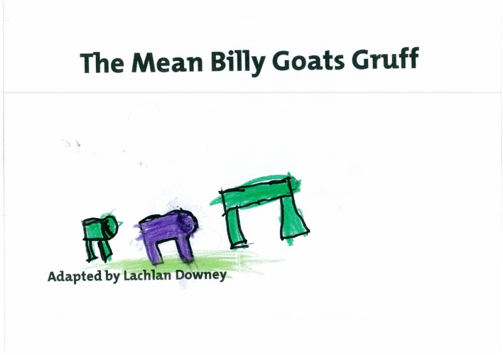The Mean Billy Goats Gruff