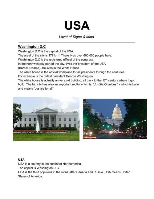 USA-EngelskSigneMina