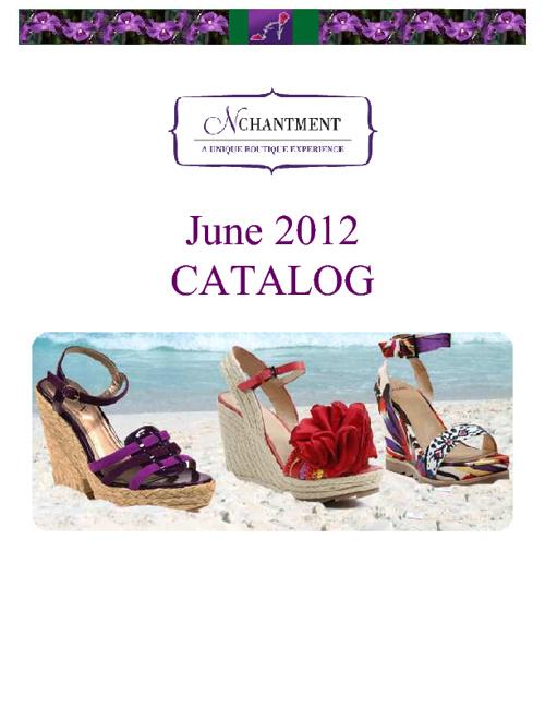 Nchantment June Catalog