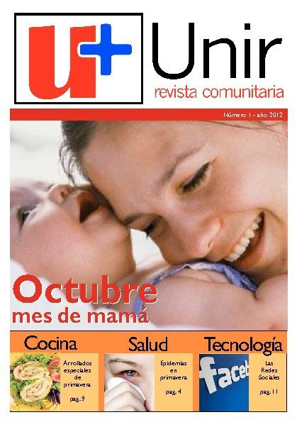 Revista Unir - Octubre