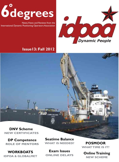 IDPOA 6degrees Issue 13