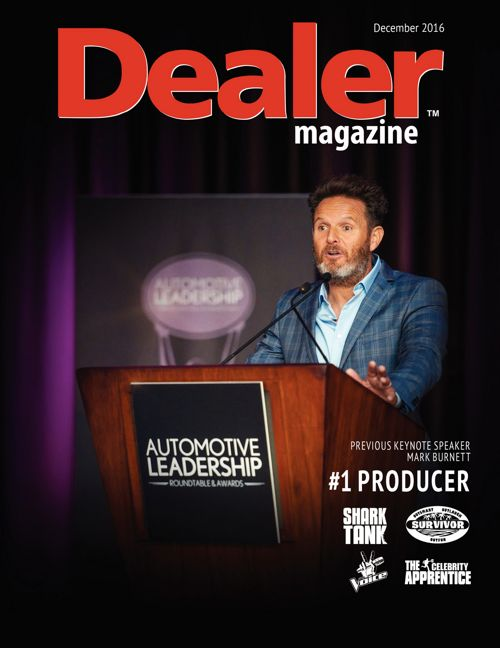 Dealer Magazine attends ALR 2016