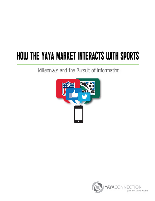 How the YAYA Market Interacts with Sports