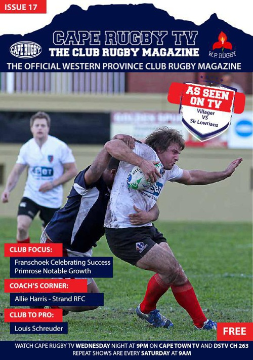 Cape Rugby TV ISSUE 17