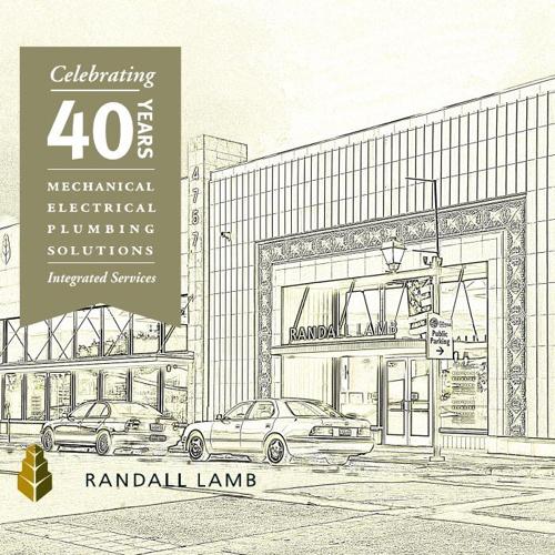 FINAL RANDALL LAMB 40th Anniversary