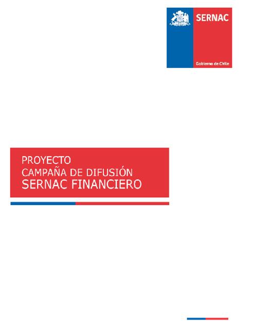 Presentación Sernac Financiero