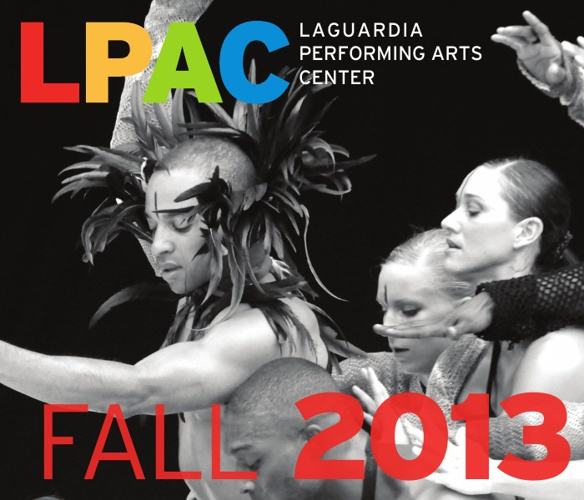 LPAC Fall '13 Season Brochure