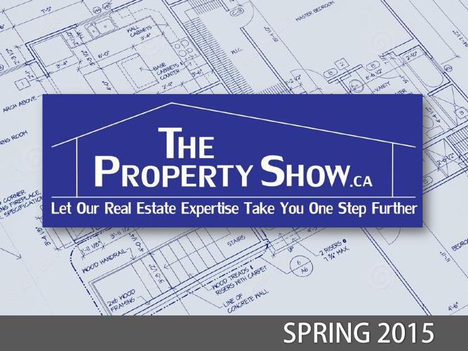 The Property Show MediaKit 2015