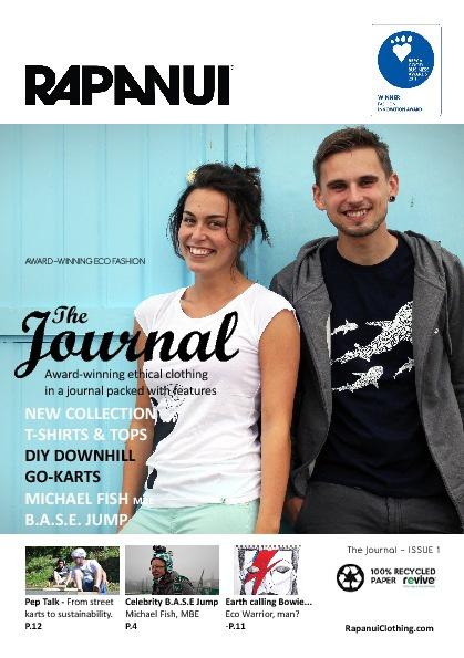 Journal 1 | Rapanui