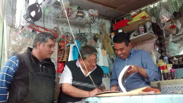 """Presentación del Libro #Mercados Públicos de la Cd. de México"""""""