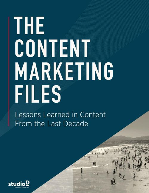 The Content Marketing Files
