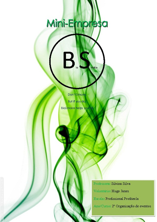 BioSmoke Relatório Final