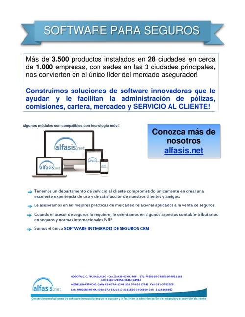 Software para seguros