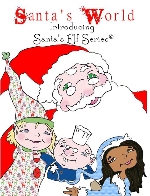 Santa's World Introducing Santa's Elf Series Sample