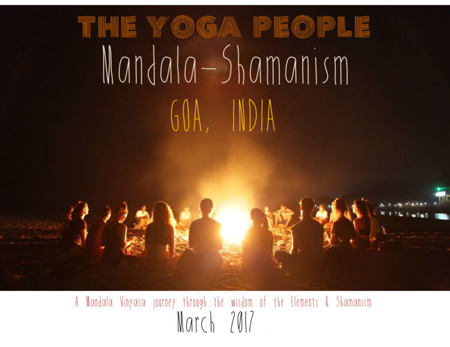 Mandala Yoga & Shamanism 100 hours Teacher Training Course