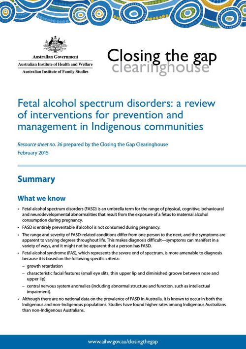 FASD Review