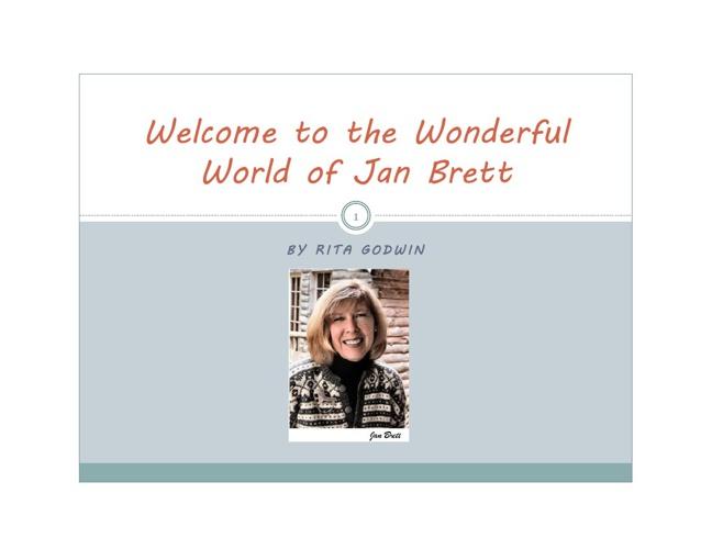 The Wonderful World of Jan Brett