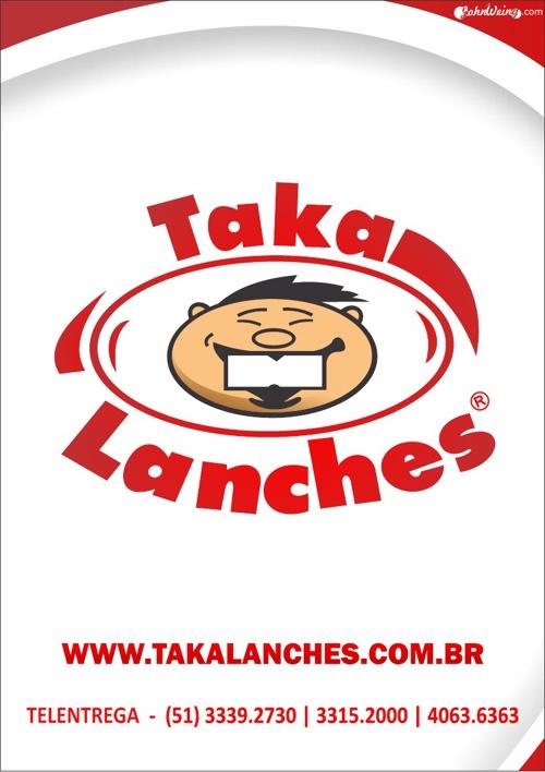 Cardápio Taka Lanches