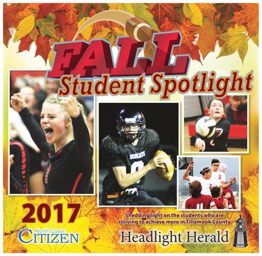 2017 Fall Student Spotlight