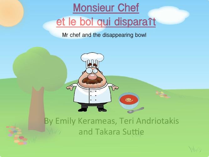 Monsieur chef
