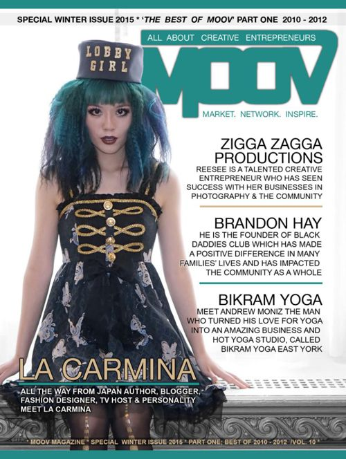 MOOV MAGAZINE - WINTER SPECIAL 2015