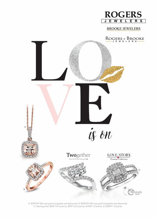 Rogers Jewelers Love Is On Catalog