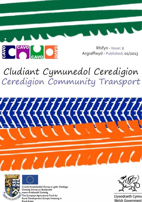 Cludiant Cymunedol Ceredigion Community Transport Director
