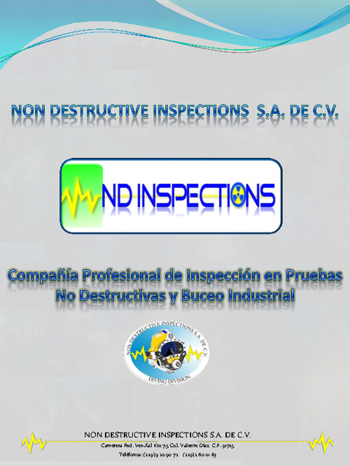 ND INSPECTIONS